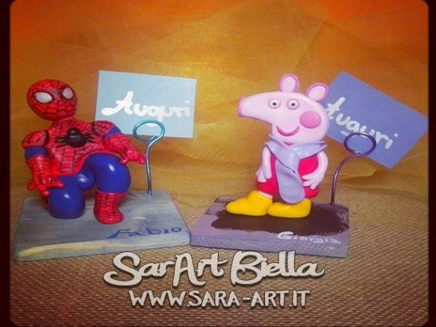 spiderman e peppa