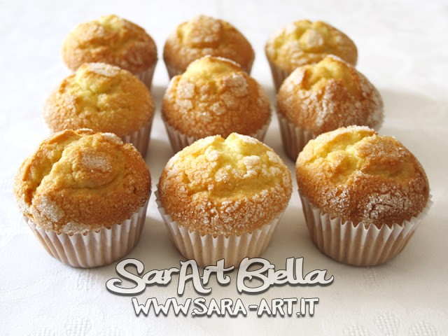 the embassy catering - muffin semplici